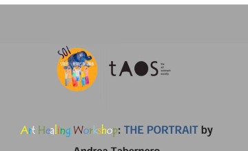 Art Healing Workshop: The Portrait by Andrea Tabernero