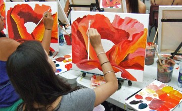 Painting Classes  by Universal Arts