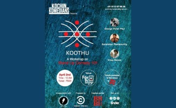 Koothu : A Workshop on Stand Up Comedy 101