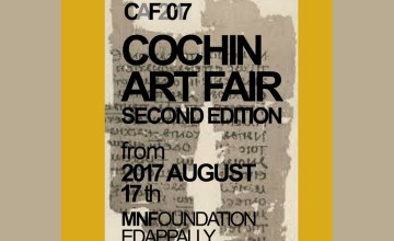 Cochin Art Fair 2017