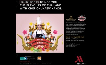 Thai Food Festival at Kochi Marriott