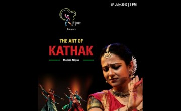 The Art of Kathak - Featuring Monisa Nayak