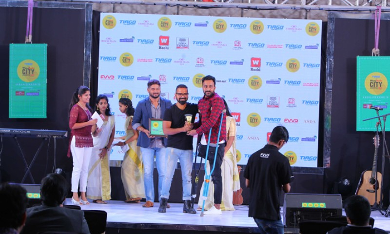 WtzupKochi City Awards 2016