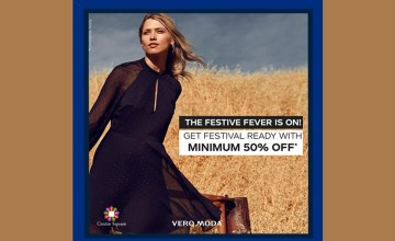 Festive Offer By Vero Monda