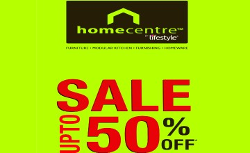 Home Centre - Upto 50% Off