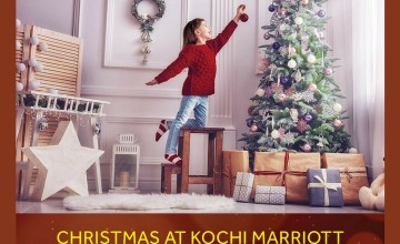 Christmas At Kochi Marriott