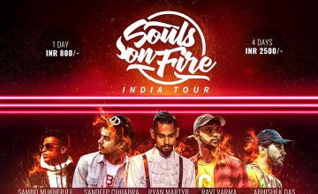 Souls On Fire - Dance Workshop