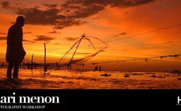 Photography Workshop by Hari Menon
