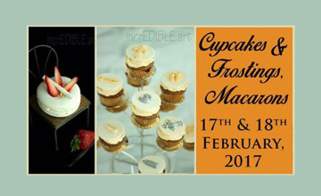 Cupcakes & Frostings, Macarons - Workshop
