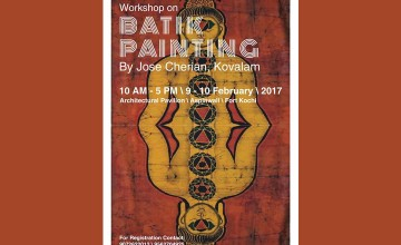 Workshop on Batik Painting