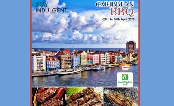 Caribbean BBQ -Food Fest by Holiday Inn