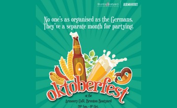 Oktoberfest At Brunton Boatyard