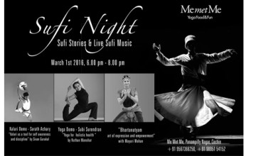 Me Met Me-Sufi Night