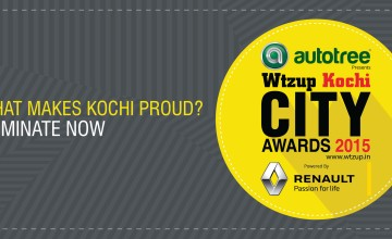 WtzupKochi City Awards : The Best of Kochi!
