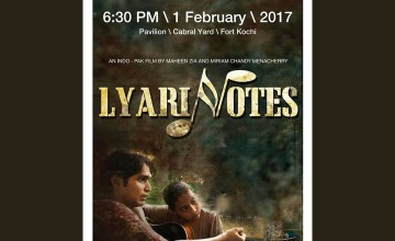 Lyari Notes - Documentary Screening