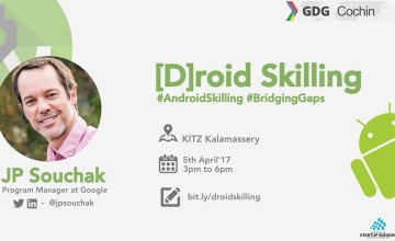 Droid Skilling - Technical Event