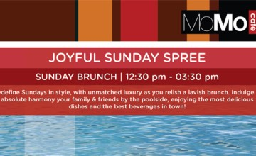 Joyfull Sunday Spree