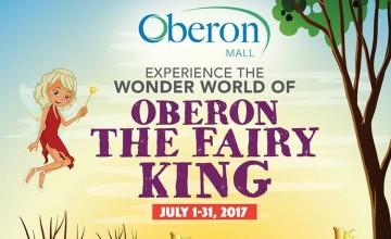 Oberon The Fairy King