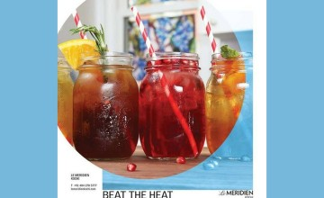 Beat the Heat - Summery Iced Tea Festival