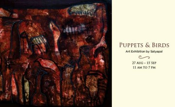 Puppets & Birds - Exhibition