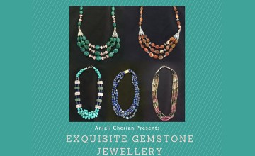Anjali Cherian Presents Exquisite Gemstone Jewellery