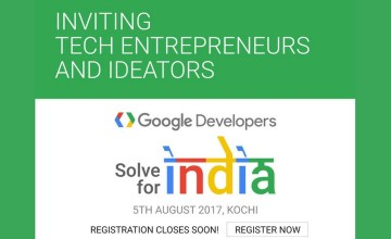 Google Developers: Solve for India