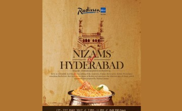 Nizams of Hyderabad - Food Fest