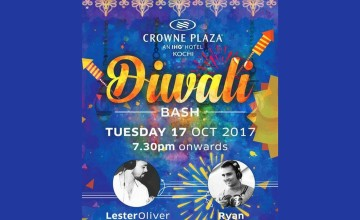 Diwali Bash - Live Music And Party