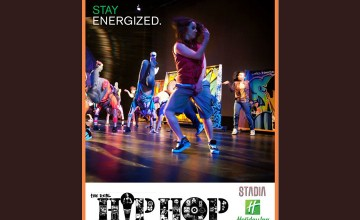 Hip Hop Night - Music & Dance