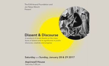 Dissent and Discourse - Exhibition