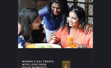 Women's Day Treat by Kochi Marriott