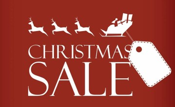 Christmas Sale at Chakolas Decorette