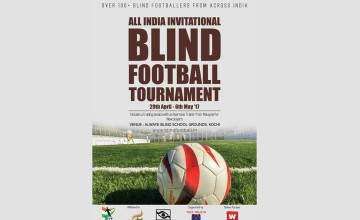 All India Invitational Blind Football Tournament