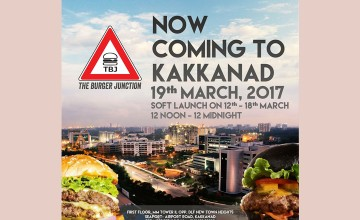 The Burger Junction Launching at Kakkanad