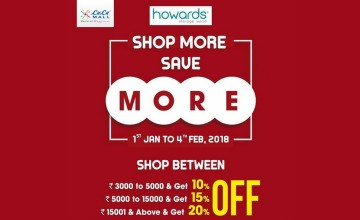 Howards - Shop More Save More
