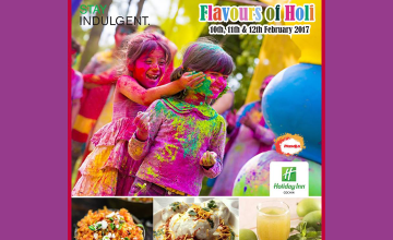 Flavours Of Holi by Holiday Inn