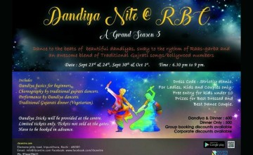 Dandiya Nite At RBC
