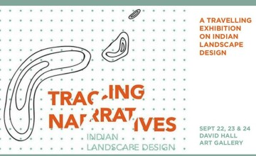 Tracing Narratives - Exhibition
