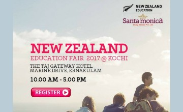 New Zealand Education Fair 2017