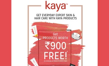 Exciting Offer from Kaya