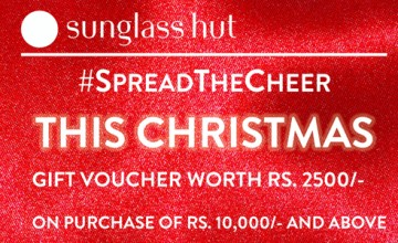 Offer at Sunglass Hut