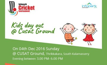 Kids Day Out at Cusat Ground