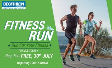 Fitness Run by Decathlon Kalamassery