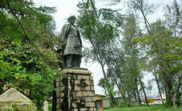 SCULPTURE RESTORATION AT SUBHASH PARK