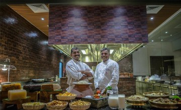 CALICUT COMES TO KOCHI AT THE KOCHI MARRIOTT HOTEL