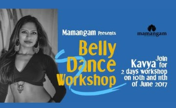 Belly Dance Workshop By Kavya