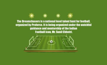 Dream Chasers - Professional Football Talent Hunt