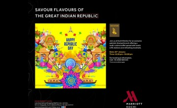 SAVOUR THE FLAVOURS OF THE GREAT INDIAN REPUBLIC DAY