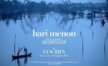 Hari Menon Photography Workshop