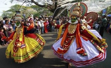 These are the Biggest Festivals Celebrated in Kochi